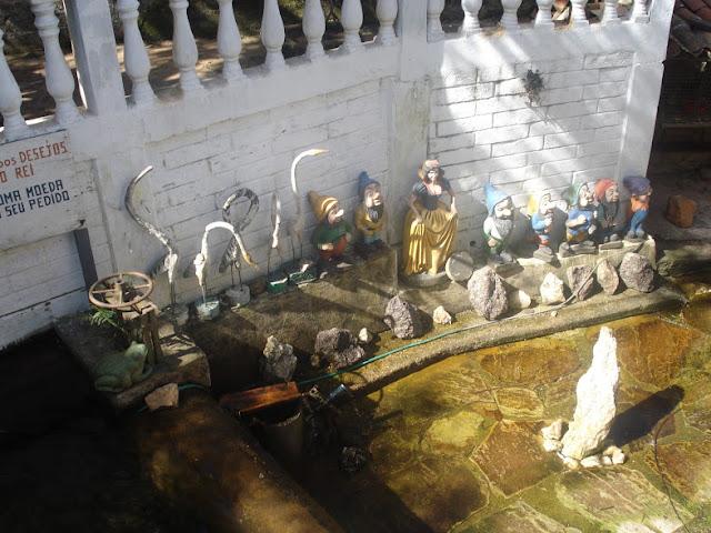 fonte dos desejos em Ouro Preto