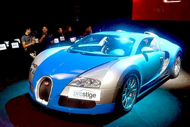 Bugatti Veyron Rp 100 Milyar