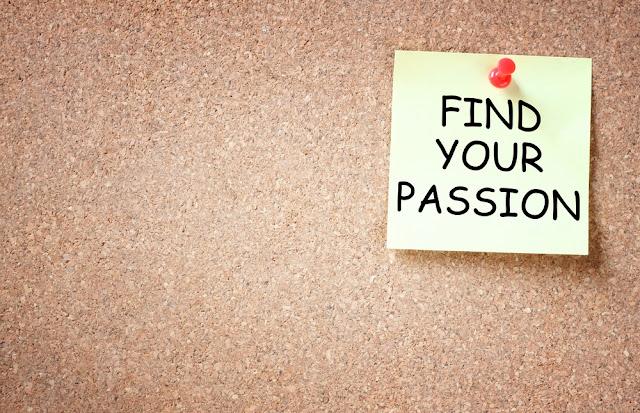 hidup sesuai passion