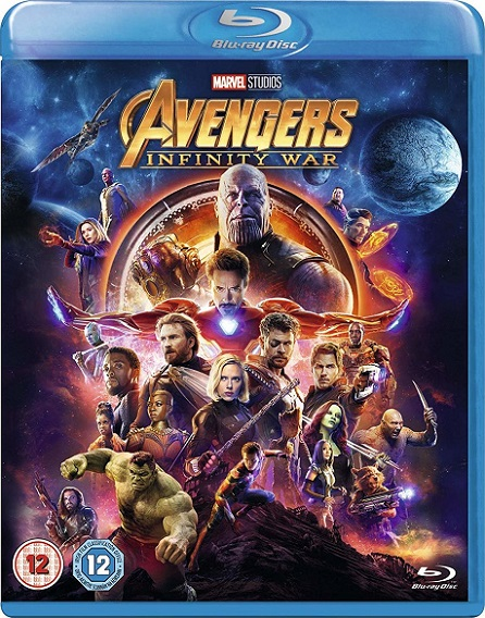 Avengers: Infinity War (2018) 1080p BluRay REMUX 33GB mkv Dual Audio DTS-HD 7.1 ch