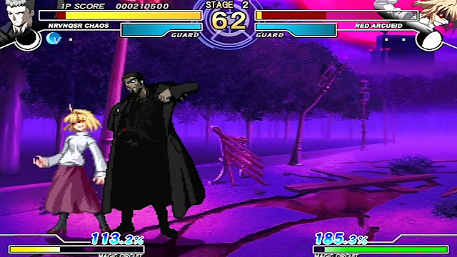 Melty Blood Actress Again Current Code screenshot-3
