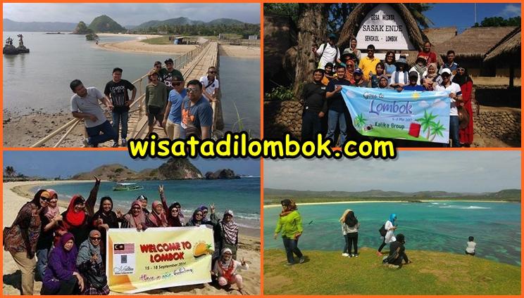 Gambar Tour hari Pertama di Paket Wisata Gili Trawangan Lombok