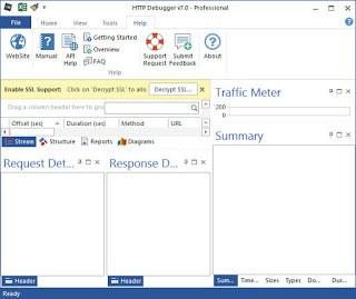 HTTP Debugger Pro 8.16 Full Version