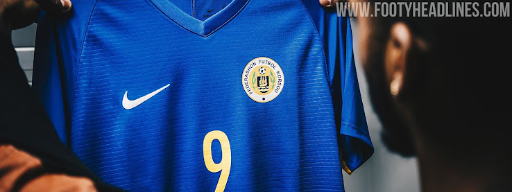 low priced 56449 7272d Nike Curaçao 2019 Kit Revealed - Footy Headlines