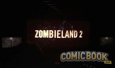 Zombieland 2, il logo del CinemaCon