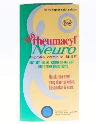 Harga Neo Rheumacyl Neuro Obat Rasa Nyeri Disertai Kebas Terbaru 2017