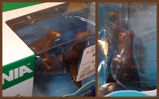 Ania Animals; Animal Toys; Boxed Toys; Killer Whales; Plastic Figurines; Plastic Toy Figures; Plesiosaur; Sea Life; Sea Lions; Small Scale World; smallscaleworld.blogspot.com; Takara-Tomy; TKMaxx; Tomy Toys; Tomy-Takara; Toy Animals;