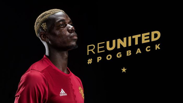 Pecahkan Rekor Transfer Pogback To Manchester United