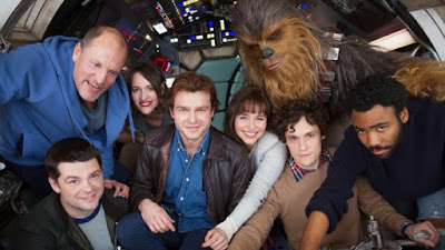 Novo Star Wars sobre Han Solo