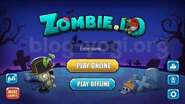 Zombie.io: Slither Hunter  v2.9 Apk Terbaru