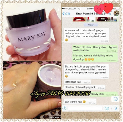 Flawless and glowing skin with mary kay