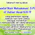Kata Ucapan Maulid Nabi Muhammad SAW 1440 H 2018