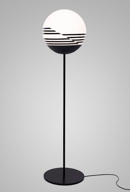 Новости дизайна. Дизайнер Ли Брум демонстрирует свою новую коллекцию освещения в дорожном шоу