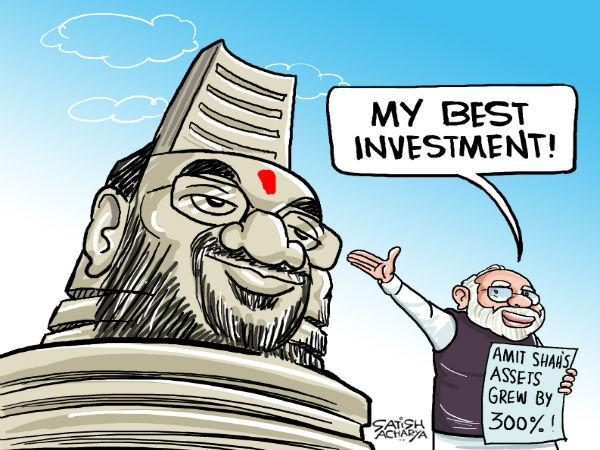 भाजपा का नेतृत्व उसी तरह दो हाथों में सिमटकर रह गया है, जैसा कि सत्तर के दशक में कांग्रेस के साथ था।