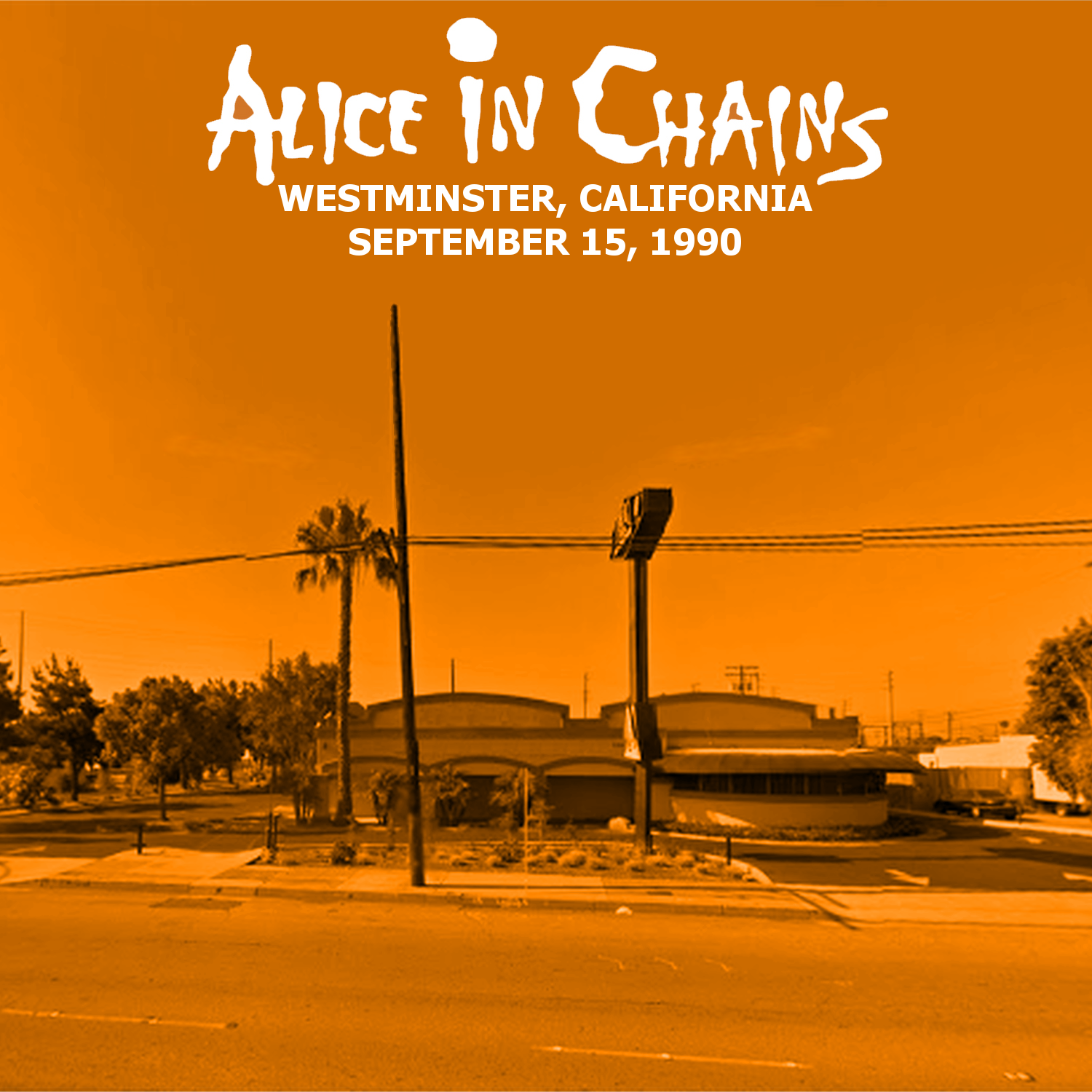 rearviewmirror bootlegs alice in chains 1990 09 15 westminster california. Black Bedroom Furniture Sets. Home Design Ideas