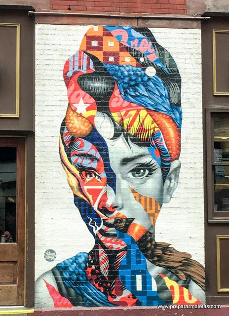 murales bonitos para ver en nueva york