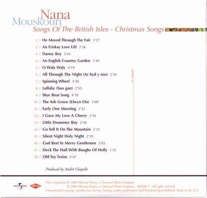 songs of the british isles christmas songs 1976 - British Christmas Songs