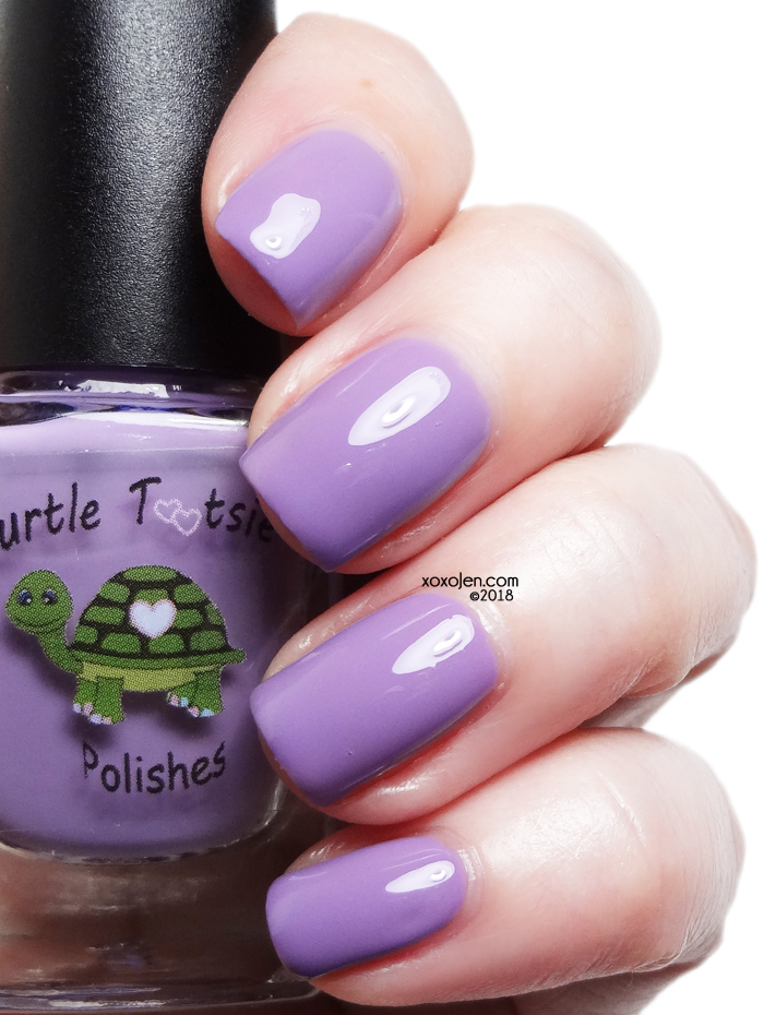 xoxoJen's swatch of Turtle Tootsie Don't Call Me! Text Me!