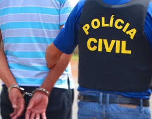 Acusado de cometer crime em Dois Riachos é preso pela Polícia Civil em Pernambuco