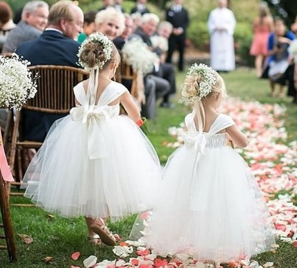 Tis the Season for Flower Girl Dresses and Children's Formal Wear in Ivery Moment