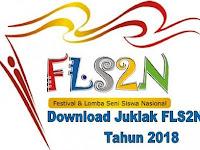 Download Juklak FLS2N SMP Tahun 2018