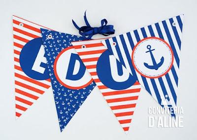 festa marinheiro bandeirola