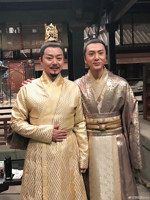 Liu Yi Jun Lost Love in Times