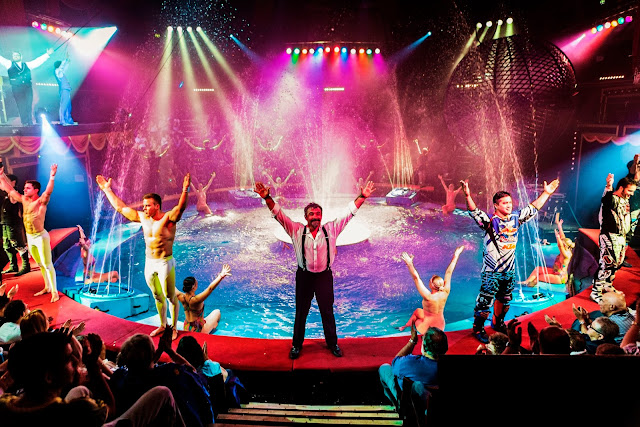 Visit the Hippodrome Circus at Greater Yarmouth
