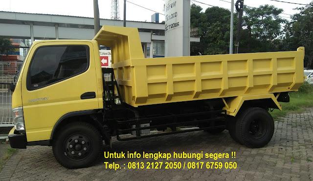 promo paket kredit dp kecil dump truck colt diesel 2019