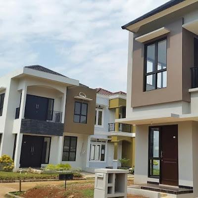 Desain Rumah Cantik futuristik