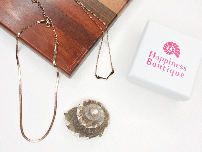 Happiness Boutique rose gold jewelry