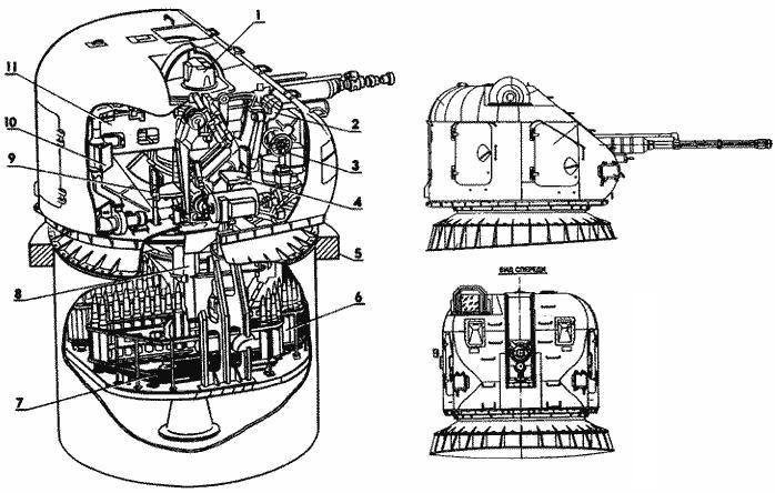артустановка АК-176