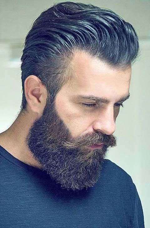 31 Excellent Mens Hairstyles Short Sides Long Fringe