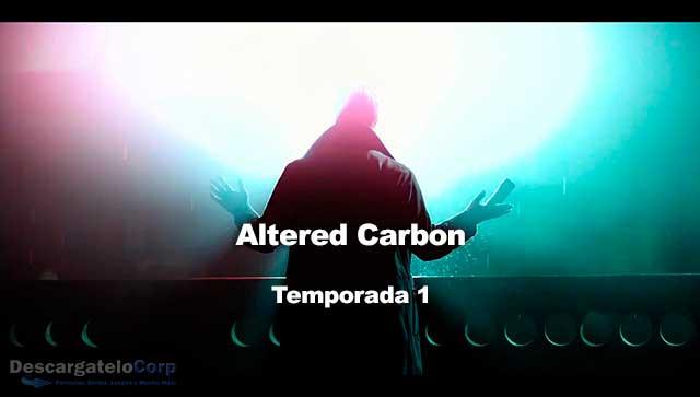 Altered Carbon Temporada 1 HD Latino Dual
