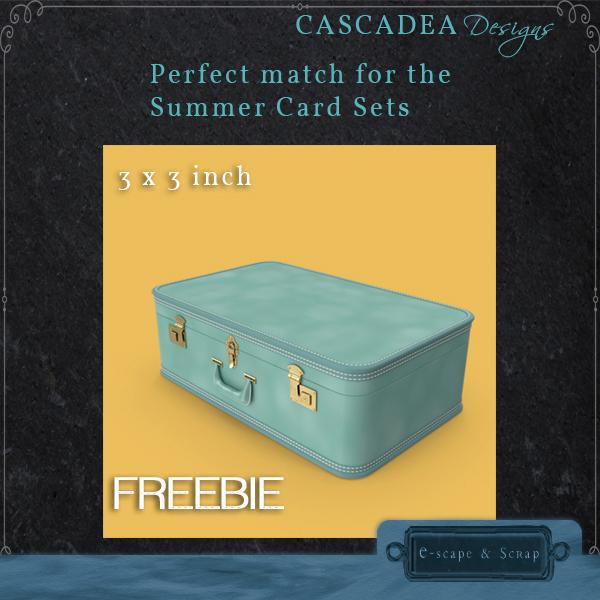 Suitcase Freebie