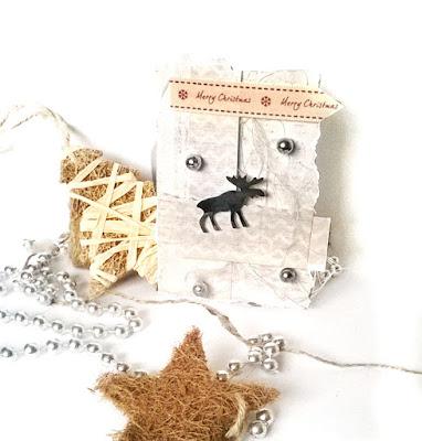 Karteczka świąteczna #1