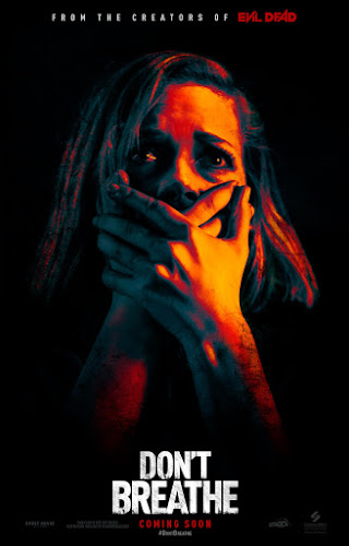 Don't breathe (BRRip 720p Dual Latino / Ingles) (2016)