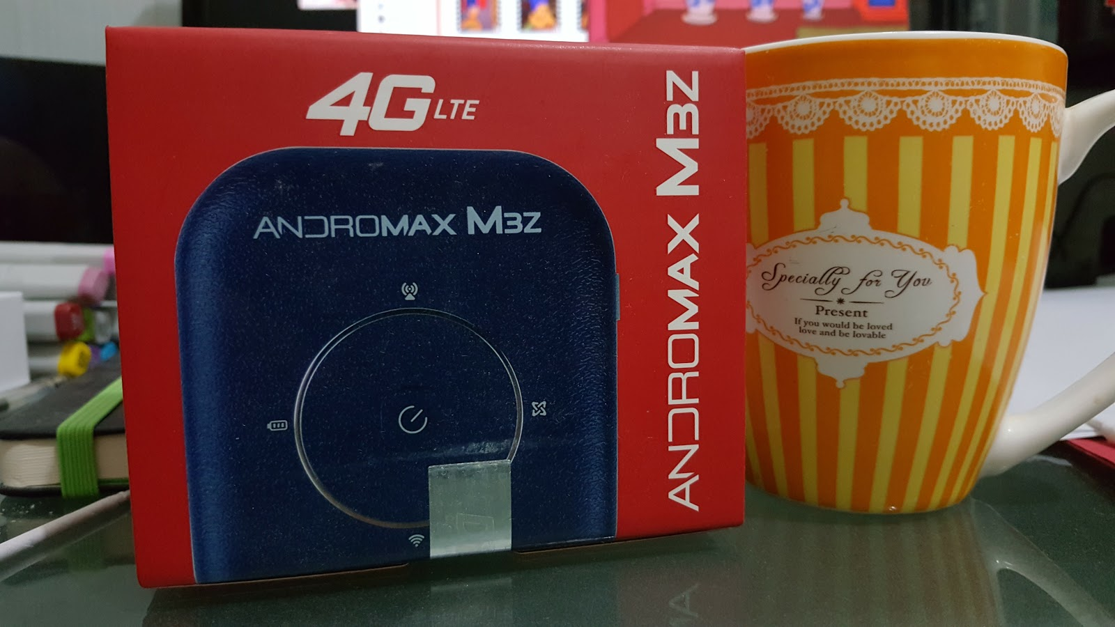 Smartfren M3z Review Bigger And Better Modem Mifi Andromax 4g Lte Coklat Box