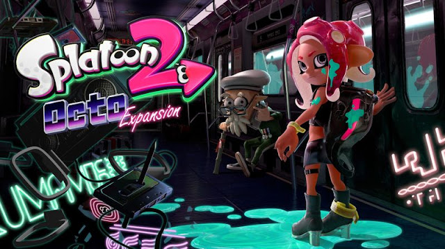 Splatoon 2 (Switch): novo vídeo mostra o DLC Octo Expansion em ação
