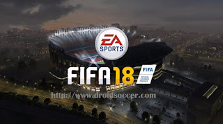 FIFA 18 Mod by Ngoc Bien Vietnam Apk + Data Obb