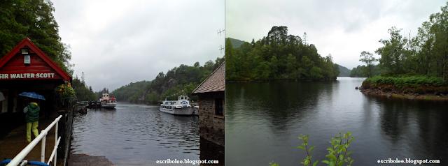 Viaje a escocia: día 7 Lago Katrine en el Parque Nacional de los Trossach