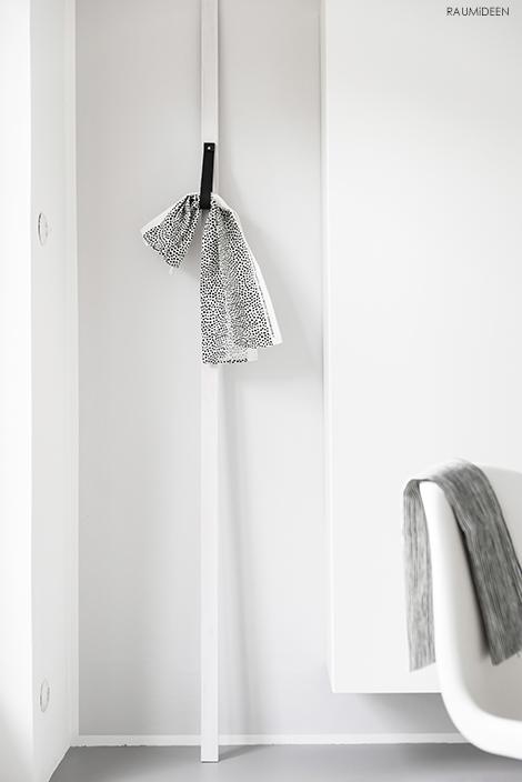 DIY-IDEE - Handtuchhalter Selbermachen