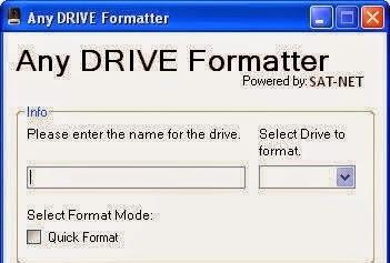 Windows 7 formatting flash drives ntfs and fat32 - Hacker Boy Usb Formatter Tools