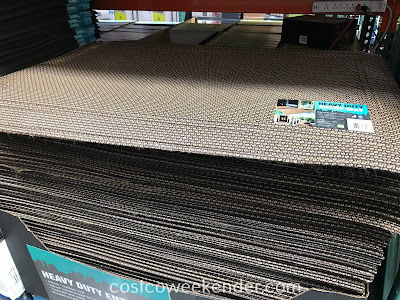 Costco 516866 - Keep your home clean with the Apache Mills Manhattan Indoor/Outdoor Mat