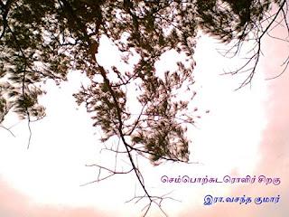 செம்பொற்சுடரொளிர் சிறகு
