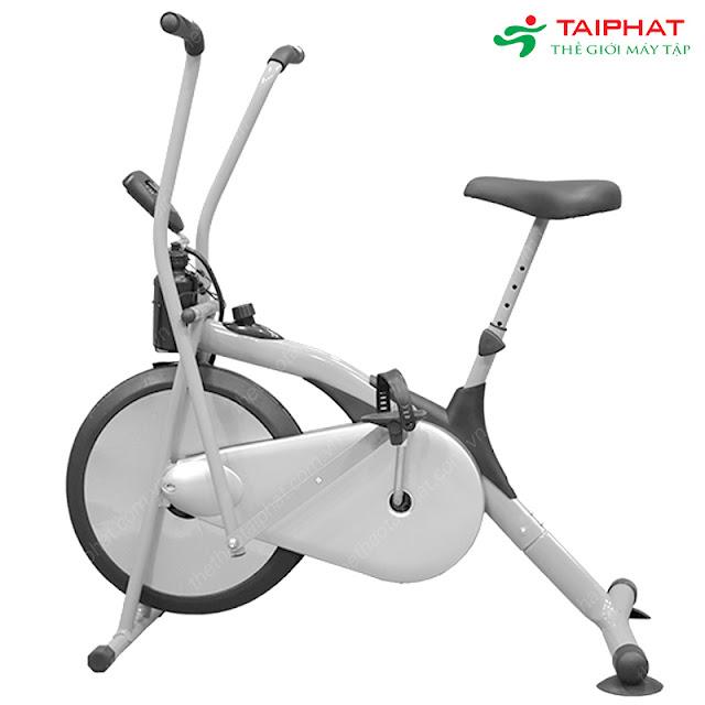 Tiết kiệm với xe đạp tập thể dục tại nhà