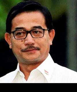 Gambar Menteri Agraria dan Tata Ruang Kepala BPN Ferry Mursyidan Baldan