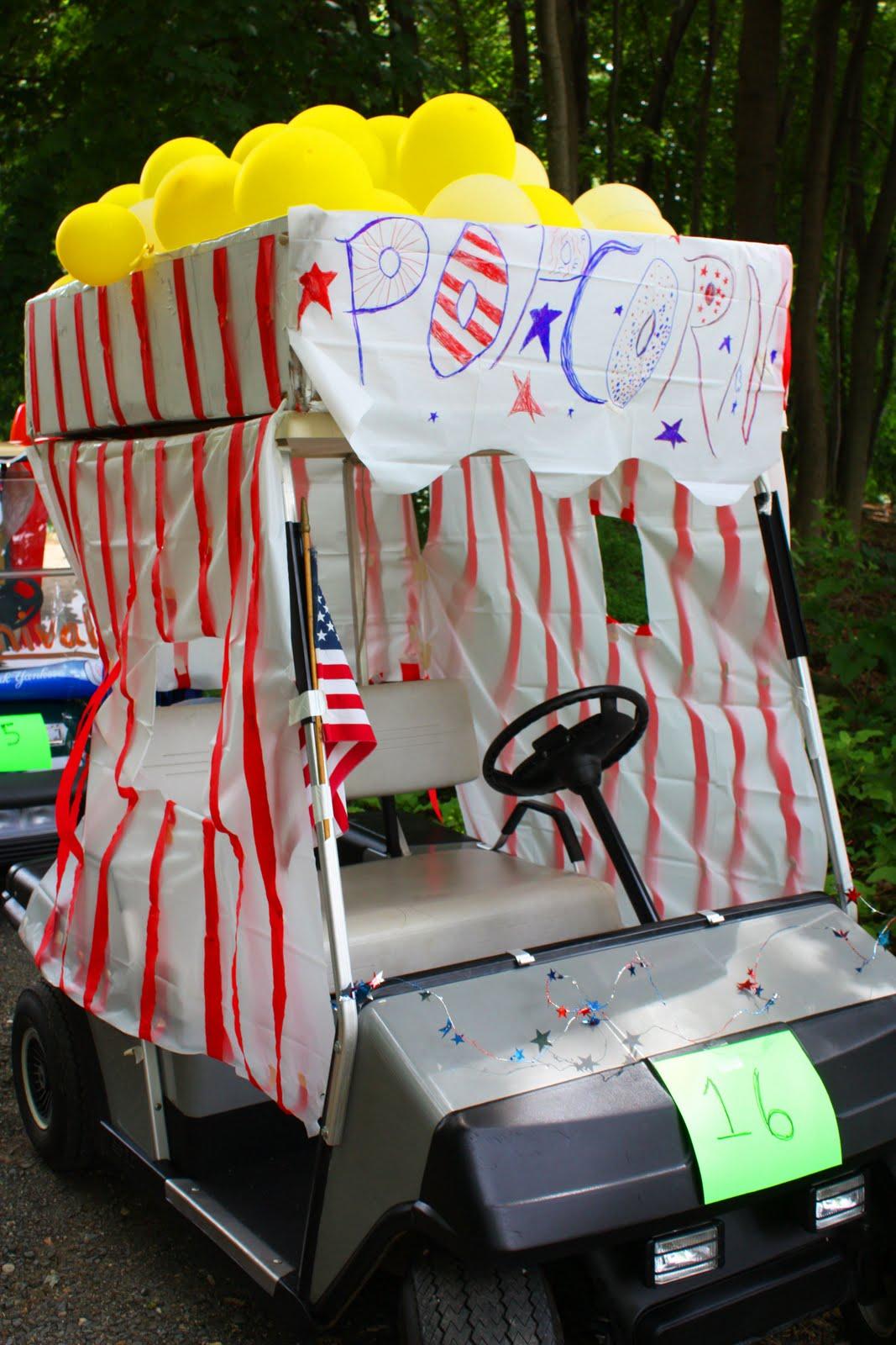 1000 Ideas About Halloween Parade Float On Pinterest