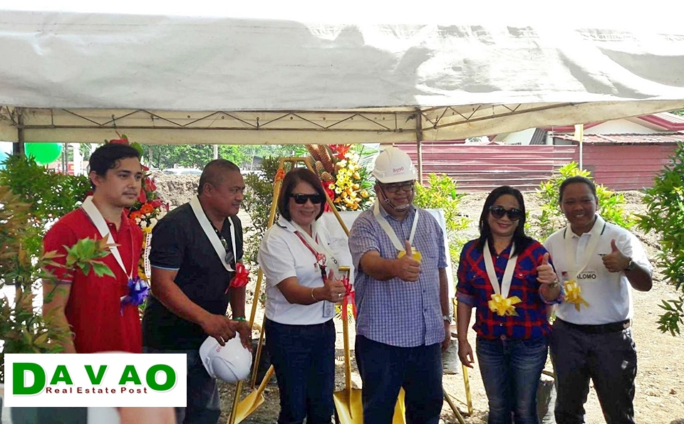 Davao Real Estate Post: Grounbreaking of Deca Homes Talomo a project