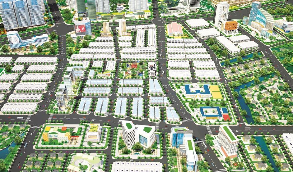 Dự án Vincity New Saigon là tâm điểm đầu tư của bds khu Đông
